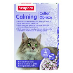Calming Collar Cat - obroża...