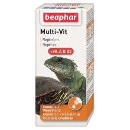 Multi-Vit Turtle 20ml -...