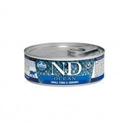 N&D Ocean small tuna&shrimp...