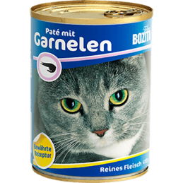Bozita with garnelen 410g -...