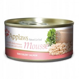 Applaws Cat Mousse Łosoś