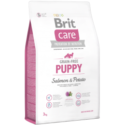 Brit Care Puppy Salmon and...